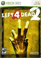 Left 4 Dead 2 (Microsoft Xbox 360, Zombies Survival Killing, Multiplayer) NEW
