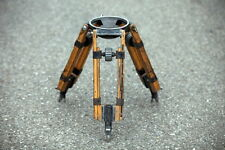 PIED BOIS WOODEN TRIPOD MILLER CAMERA SUPPORT EQUIPMENT SMALL LEGS