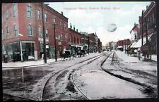 BENTON HARBOR Michigan ~ 1908 PIPESTONE STREET ~ DOWNTOWN ~ LIQUOR STORE