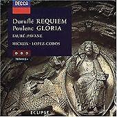 Duruflé: Requiem; Poulenc: Gloria (1996) CD