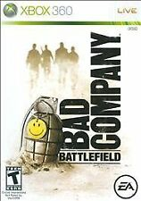 Battlefield: Bad Company (Microsoft Xbox 360, 2008) GOOD