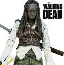 McFarlane Toys The Walking Dead Series 7, MICHONNE, **Damaged Package**
