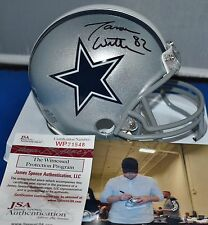 JASON WITTEN AUTOGRAPHED MINI HELMET DALLAS COWBOYS JSA