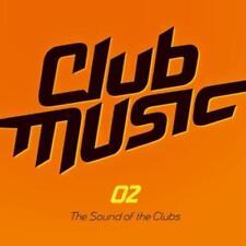 Club Music 02 von Various Artists (2013)  neu + OVP