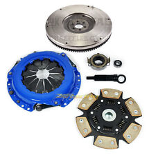 FX STAGE 3 CLUTCH KIT+HD CAST FLYWHEEL 93-97 TOYOTA COROLLA 1.6L 1.8L GEO PRIZM