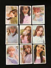 TWICE [ TWICECOASTER LINE 1 PHOTO CARD SET - 9 PCS ] from KOREA