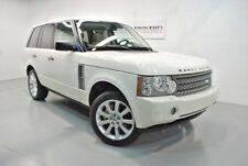 Land Rover : Range Rover Supercharged