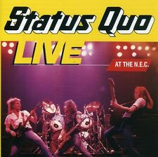 Status Quo - Live at the Nec [New CD] Bonus Tracks