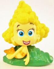 *DEEMA Nickelodeon BUBBLE GUPPIES GIRL PVC TOY Figure CUP CAKE TOPPER FIGURINE!*