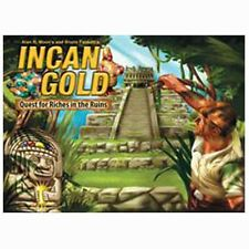 Incan Gold 2nd Edition - Family Fun Board Game