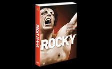 trilogia ROCKY 4 5 6 IV V VI - 3 DVD cofanetto nuovo sigillato slipcase EDICOLA