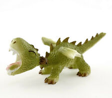 "3"" Mini Dragon Roaring Figurine Miniature Fairy Garden Terrarium Dollhouse"
