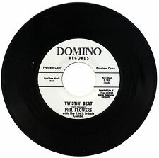 "PHIL FLOWERS with THE T.N.T. TRIBBLE COMBO  ""TWISTIN' BEAT""  R&B    LISTEN!"