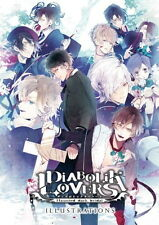 DIABOLIK LOVERS ILLUSTRATIONS Japanese Book