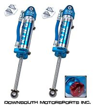 """King Shocks Rear Kit with Adjusters for '97-'06 Jeep TJ 3""""-5"""" Lifts 25001-177-A"""
