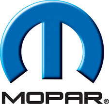 Engine Crankshaft Seal Rear MOPAR 5018594AB fits 01-06 Jeep Wrangler 4.0L-L6