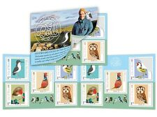 Matt Sewell's Birds Self-Adhesive Booklet (UF71)