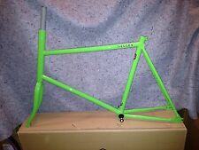 2008 SiLLGEY Piccolo 480mm Mini Velo Fixie Bike Frame - Green