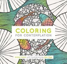 Watkins Adult Coloring Pages: Coloring for Contemplation 5 by Amber Hatch...