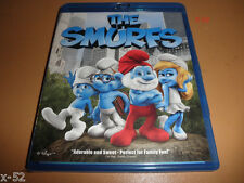 THE SMURFS movie BLU-RAY papa SMURFETTE katy perry Neil Patrick Harris Vergara