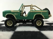 1976 Ford Bronco GAS MONKEY GARAGE TWIN PEAKS RARE 1/64 LIMITED EDITION DIECAST