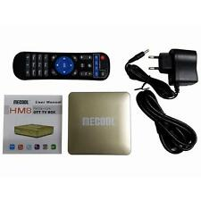 Newest HM8 Amlogic S905X Android 6.0 TV Box Support WiFi BT4.0 4K Media player*