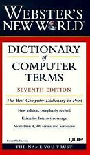 Webster's New World Dictionary of Computer Terms, Seventh Edition