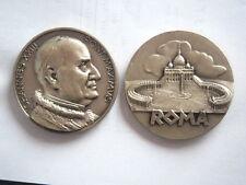 Vaticano medaglia a ricordo di papa Giovanni XXIII