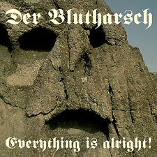 DER BLUTHARSCH Everything Is alright - LP - Ltd. Vinyl