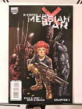 X-Force / Cable: Messiah War #1 (May 2009, Marvel)