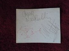 Jimi Hendrix EXP Authentic Nov.18 1967 Signed Autograph Book Page W/Ticket Stub!