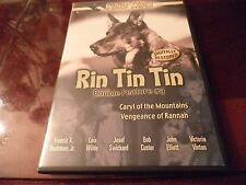 Rin Tin Tin Critic's Choice Classics Collection Double Feature #3 (DVD, 2006)