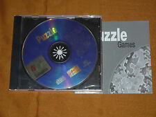 Puzzle Games I.C.E. Collection (PC CD-ROM, Freeware & Shareware) NEW & SEALED!