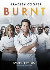 Burnt (DVD, 2016)  NEW-SHIPS FREE USPS 1ST CLASS IN 24 HS OF ORDER
