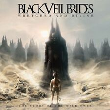 BLACK VEIL BRIDES (NEW SEALED CD) WRETCHED AND DIVINE THE STORY OF THE WILD ONES