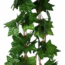 Artificial Sleaf Ivy Leaf Garland Hanging Plants Vine Fake Foliage Home Decor