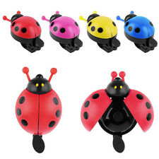 Marrant Sports Cloche Vélo vélo Mini-cloche Bike Bell Sonnette coccinelle Bell