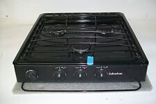 SUBURBAN 3 BURNER GAS COOKTOP SLIDE-IN RANGE STOVE RV PIEZO SCN3BE CAMPER