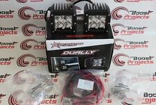 "RIGID INDUSTRIES DUALLY SERIES 3"" FLOOD LED LIGHT SET - PAIR 20211 SAME DAY SHIP"