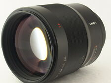 Sony SAL 135mm f/1.8 AF MF Lens Sonnar 135mm F1.8 SAL135F18Z  Japan A99 #603