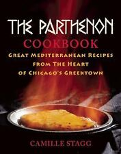 The Parthenon Cookbook: Great Mediterranean Recipes from the Heart of Chicago's