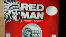 Red man counter mat new and unused