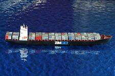 Zim America  Hersteller Bille 86  ,1:1250 Schiffsmodell