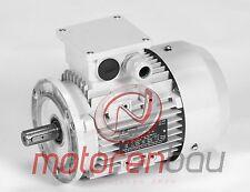 Energiesparmotor IE3, 0,75kW, 1500 U/min, B14K, 80B, Elektromotor,Drehstrommotor