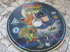 SCOOBY - DOO MEETS THE BATMAN - DISC ONLY (RB2)  {DVD}