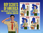Grenada 2010 MNH Boy Scouts of America 100 Years of Scouting 4v M/S II