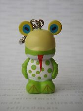 """Disney Vinylmation Jr 4 It's A Small World AFRICAN FROG Green Mickey 1.5"""" Figure"""
