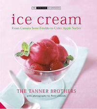 Ice Cream (The Small Book Good Taste), Tanner Brothers