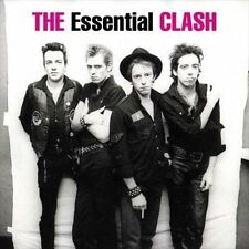 The Essential Clash by The Clash (CD, Sep-2010, 2 Discs, Sony Music...
