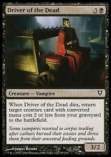 Driver of the Dead X4 EX/NM Avacyn Restored MTG Magic Cards Black Common